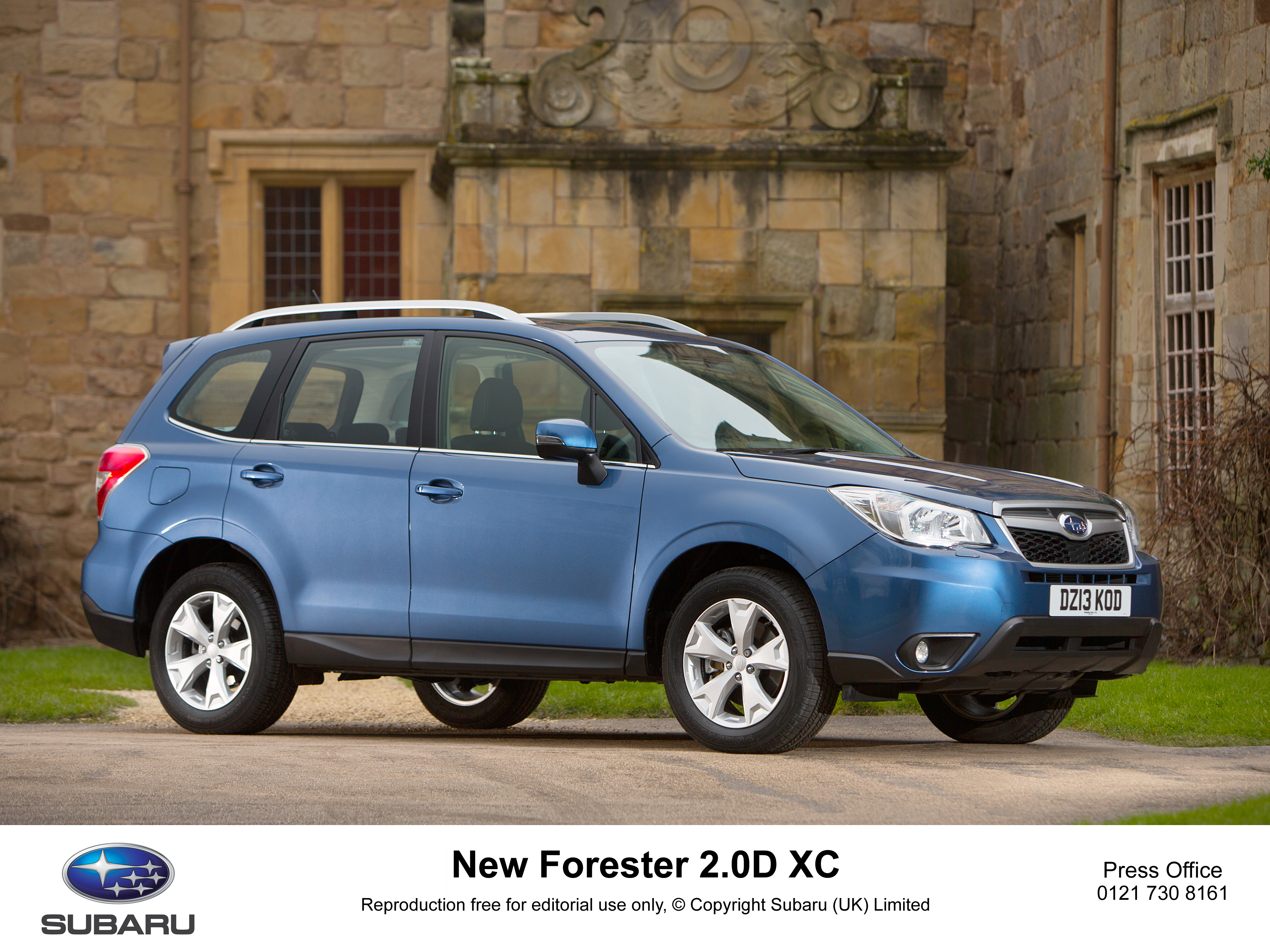 Subaru confirms Forester prices