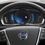 Volvo V60 plug-in hybrid dashboard