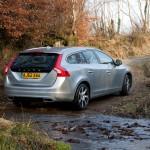 Volvo V60 plug-in hybrid rear 34