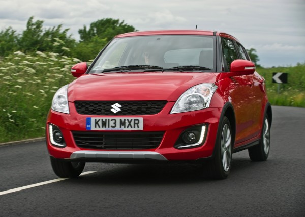 Suzuki Swift 4x4 080713