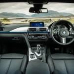 BMW 420d interior