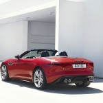 Jaguar F-type V6 rear 34