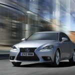 Lexus IS250 front 34