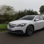 Vauxhall Insignia CT front 34