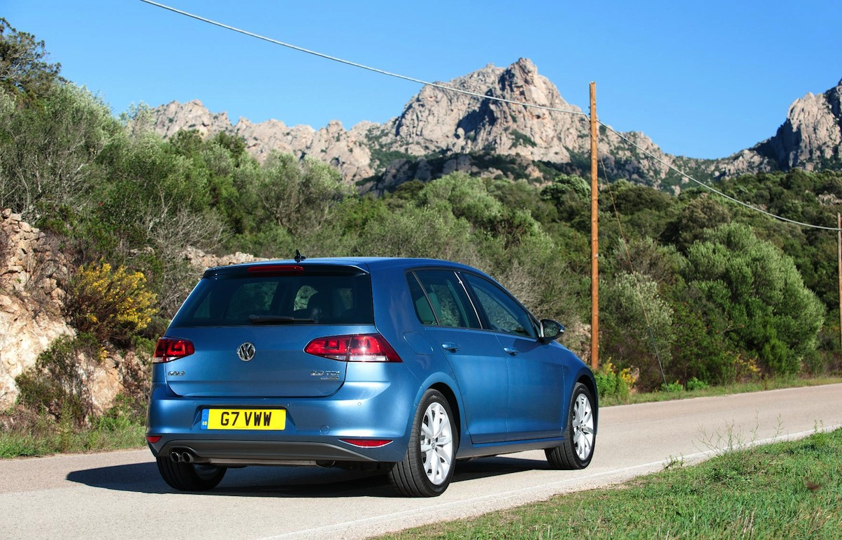Volkswagen Golf 1 4 Tsi Uk Car Of The Year Awards