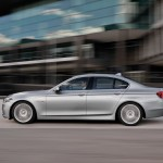 BMW 5 Series side