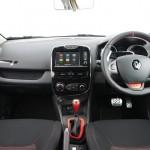 Clio Renaultsport 200 interior