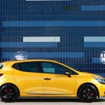 Clio Renaultsport 200 side