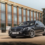 Mercedes S-Class front 34 static