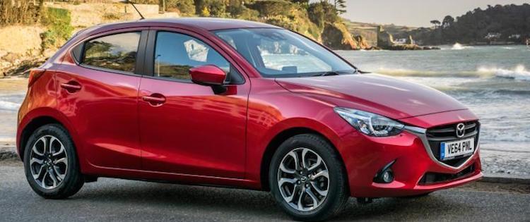 Mazda2 Slide