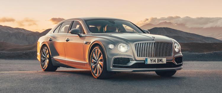 Bentley slide