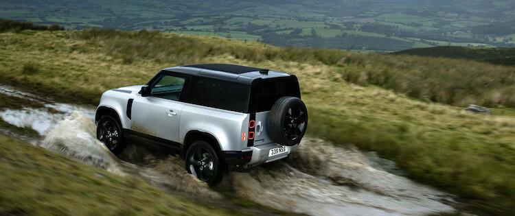 Land Rover Defender SLIDE