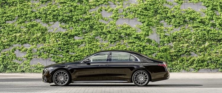 Mercedes-Benz S-Class SLIDE